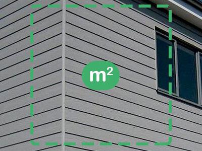 Rabatdelen per m²