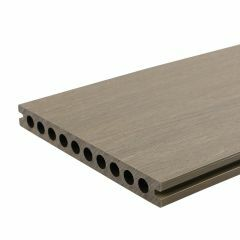 Vlonderplank Fun-Deck Multigrey Light Co-extrusion 400x21x2,3 cm (per m²)