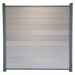Guardener Schutting Cloudy Grey Co-extrusion 180x180 cm